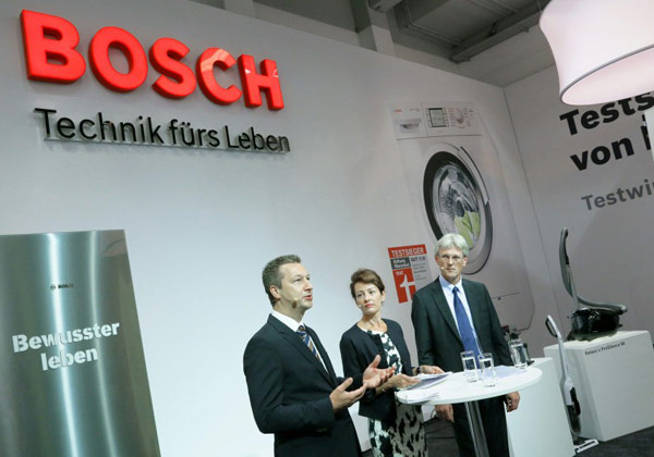 Bosch Pressekonferenz IFA